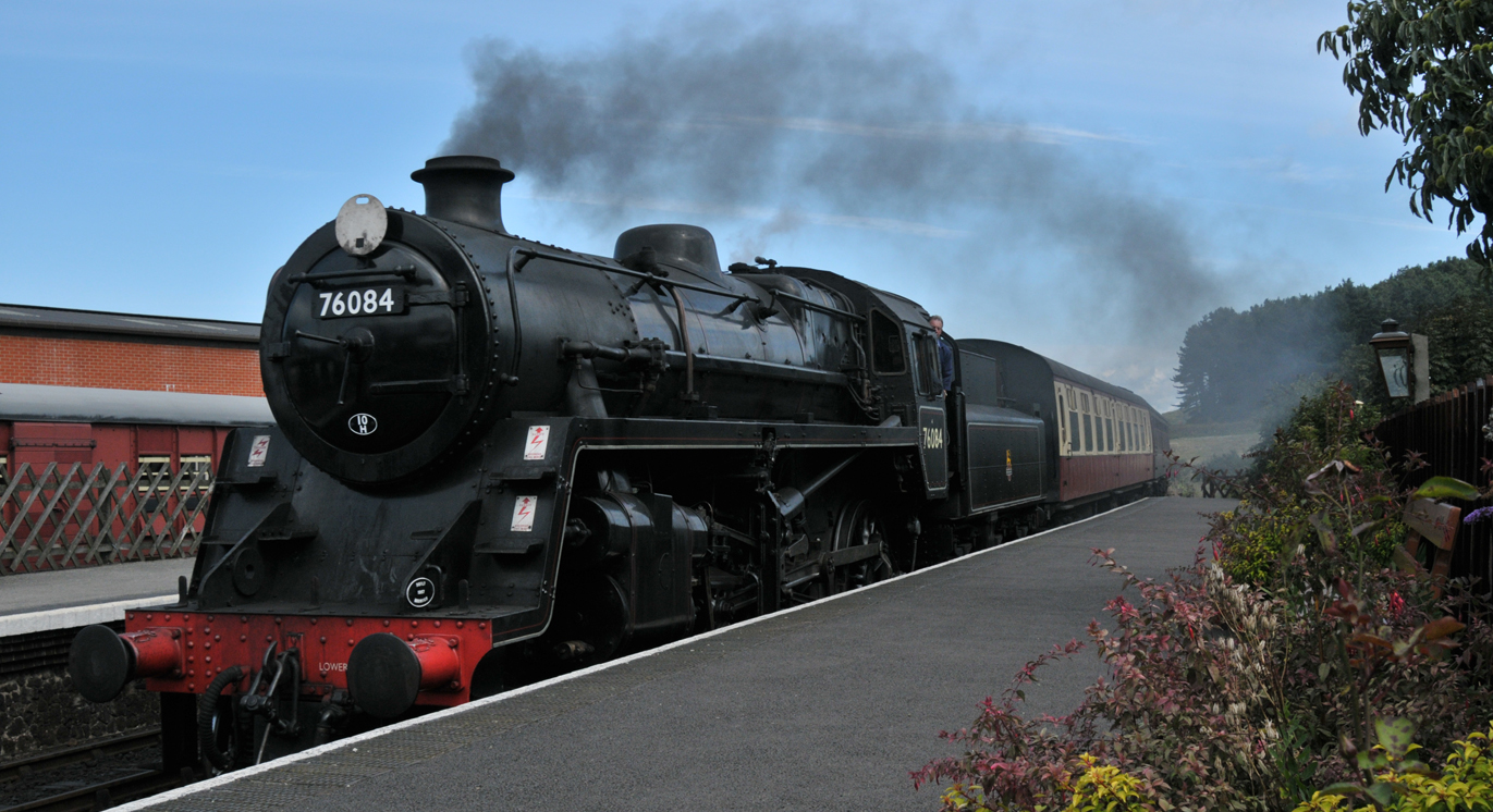 North Norfolk Steam Rail