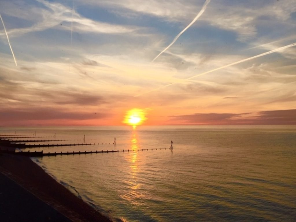 Sheringham Sunset
