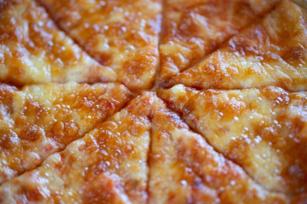 Pizza - website